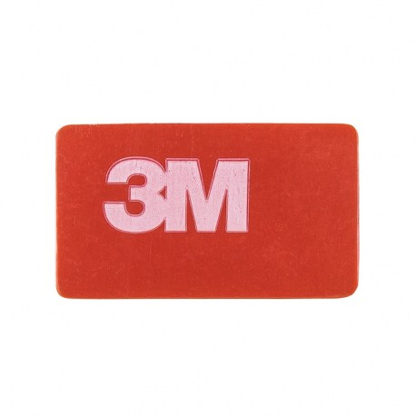 TrueCam 3M adhesive pad for A6 REAR
