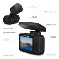 TrueCam M7 GPS Dual (with speed camera alert)