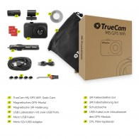 TrueCam M5 GPS WiFi (mit Radarwarnung)