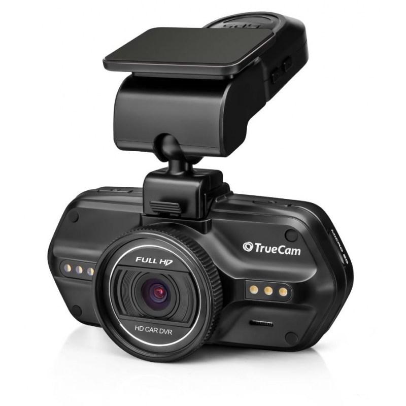 TrueCam A5s GPS (with speed camera alert)