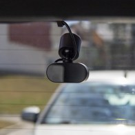 TrueCam M9 GPS 2.5K rear camera