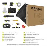 TrueCam M9 GPS 2.5K mit Radarwarnung