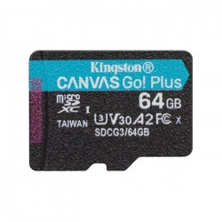Speicherkarte Kingston microSD U3 64GB